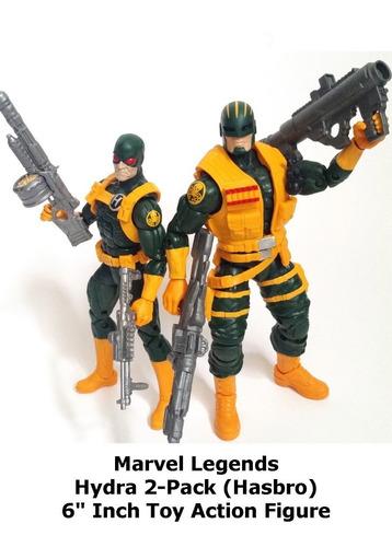 marvel legends hydra soldier hydra enforcer hasbro