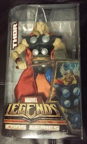 marvel legends icons thor de avengers en mano envío gratis