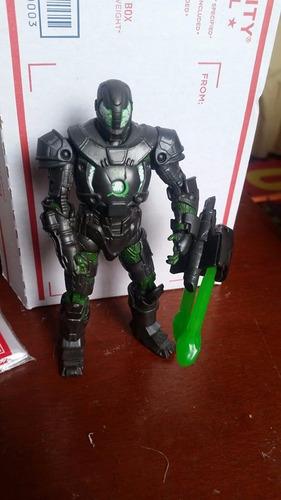 marvel legends iron man iroman machine monger