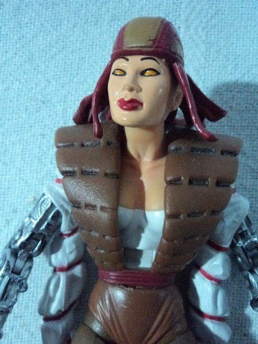 marvel legends lady deathstrike toybiz 2006