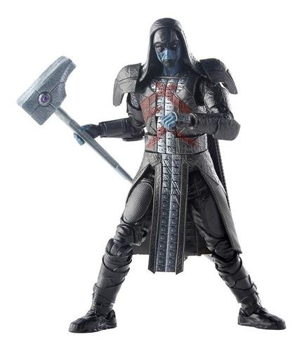 marvel legends marvel studios ronan figura - robot negro
