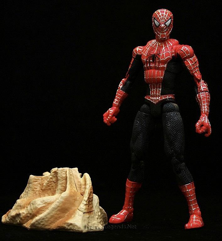 Marvel Legends Sandman Series Movie Spider-man - $ 1,349 ...