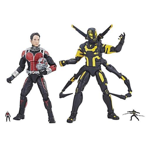 marvel legends series ant-man /// yellowjacket e2484 hasbro