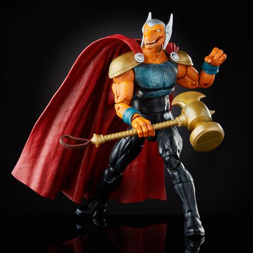 marvel legends series avengers endgame - beta ray bull