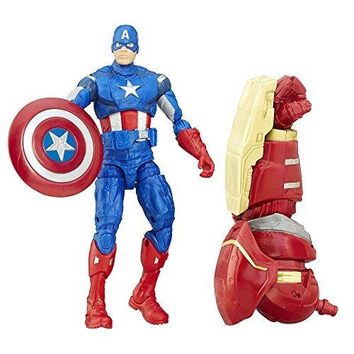marvel legends series capitán américa 6 inch exclusivo figur