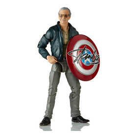 Marvel Legends Series De Stan Lee 6 Pulgadas