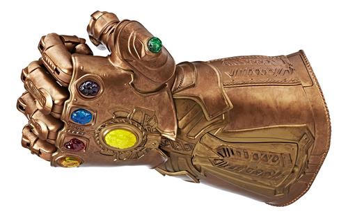 marvel legends series - guante del infinito articulado