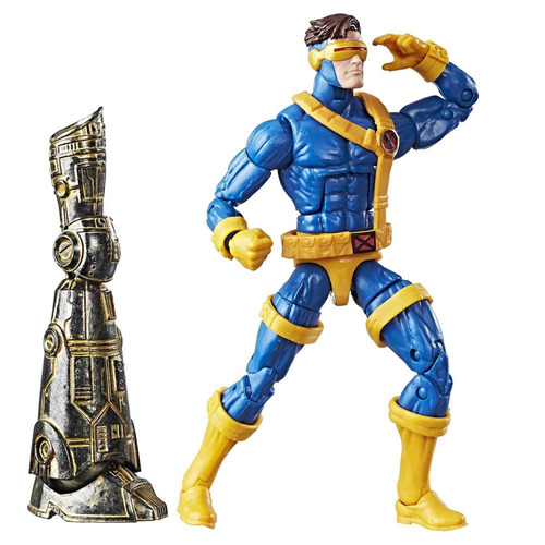 marvel legends series x-men cyclops figura 6 pulgadas