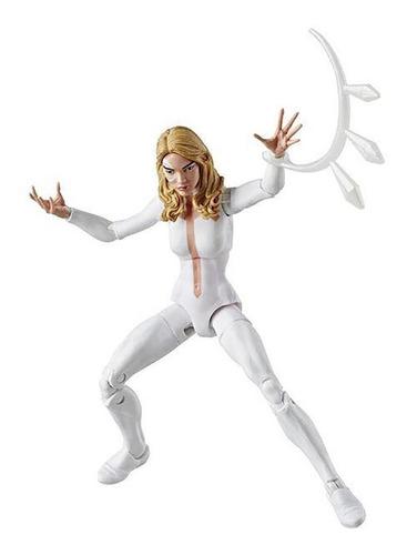 marvel legends spider-man series dagger hasbro - robot negro