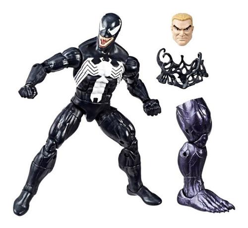 marvel legends venom figura nueva - robot negro