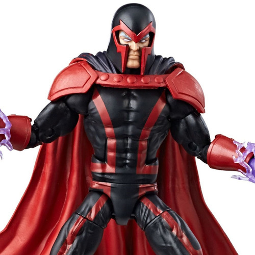 marvel legends x-men magneto apocalypse - robot negro