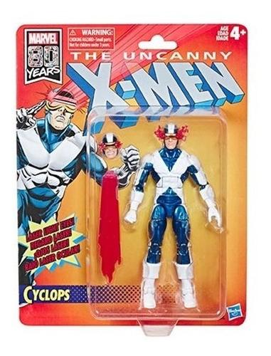marvel legends x men retro cyclops