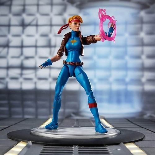 marvel legends x men retro dazzler cristal