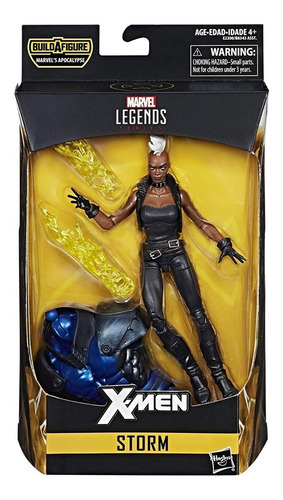 marvel legends x-men storm original hasbro