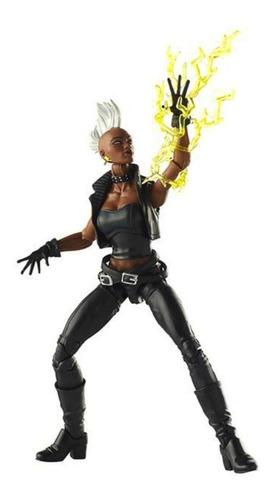 marvel legends x-men storm serie apocalypse - robot negro