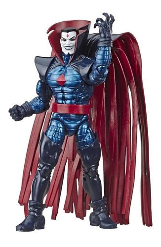 marvel legends x.men mister sinister figura nueva hasbro