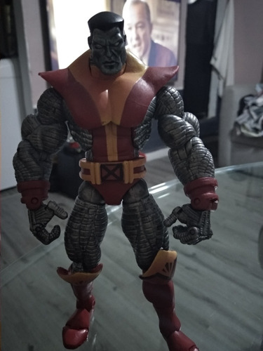 marvel leyends colossus serie 5