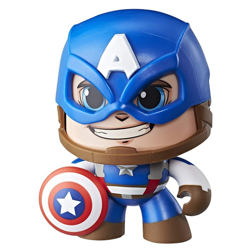 marvel mighty muggs captain america # 1