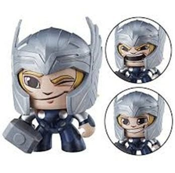 marvel mighty muggs thor figura de acción muñeco e2122