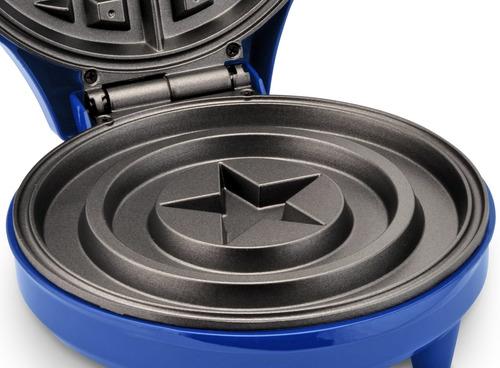 marvel mva-278 fabricante de galletas captain america shield