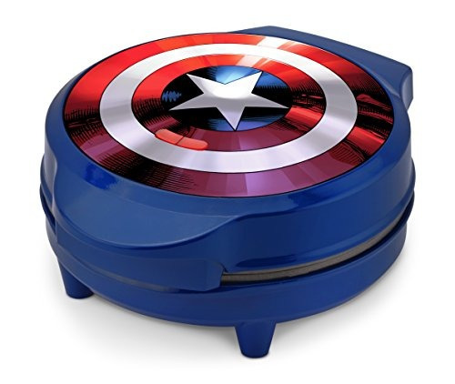 marvel mva-278 fabricante de galletas captain america shield