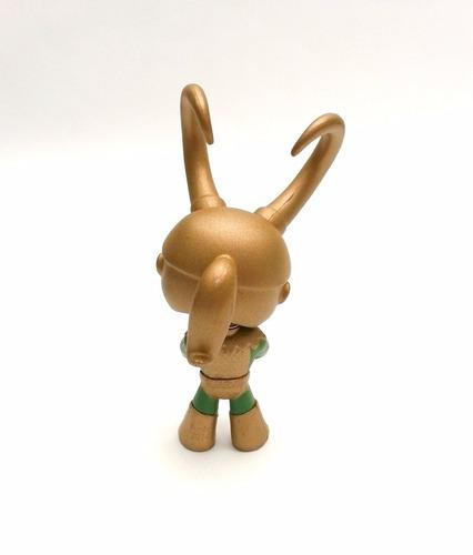 marvel mystery vinyl bobble head loki figura funko