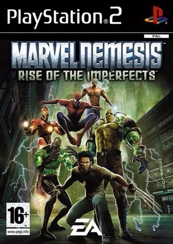 MARVEL NEMESIS RISE OF THE IMPERFECTS (PS2)