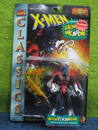 marvel  nightcrawler de x-men