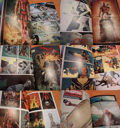 marvel now comics deadpool trilogia asesina tomo completo