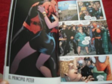 marvel now comics superior spiderman tomo 1 latino