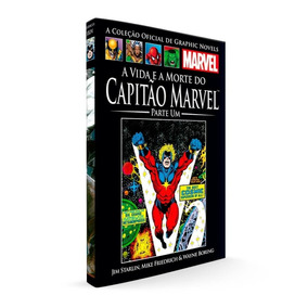 14ea89c02c Graphic Novel Marvel Completa - Coleções e Comics no Mercado Livre ...