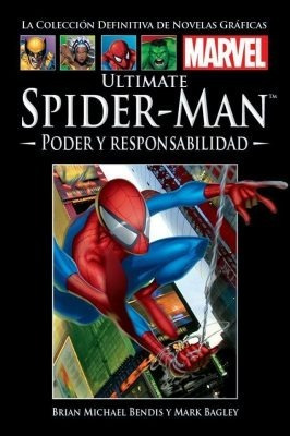 marvel salvat vol.25-ultimate spider-man: poder y responsabi