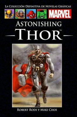 marvel salvat vol.53 - astonishing thor