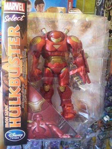 marvel select disney iron man hulkbuster