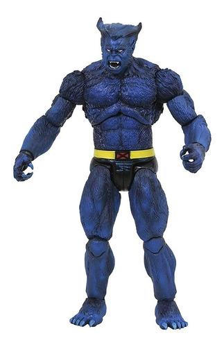 marvel select x-men beast diamond select robot negro