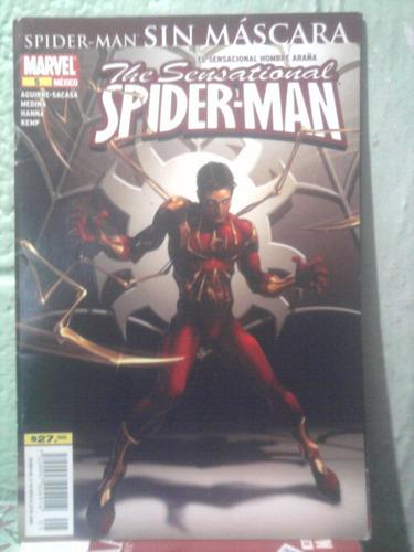 marvel sensational spiderman tomo 5 hombre araña escarlata