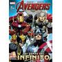 Comic Avengers Las Gemas Del Infinito
