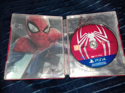 marvel spider-man ps4 aun disponible