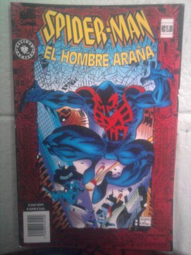 marvel spiderman 2099 elseworld tomo unico hombre araña
