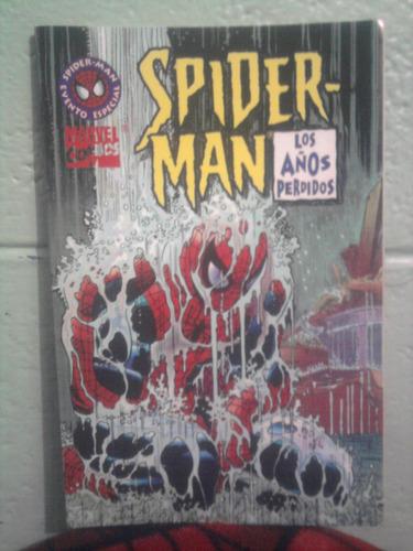marvel spiderman años perdidos hombre araña español vintage