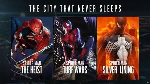 marvel spiderman ps4 goty game of the year nuevo y sellado