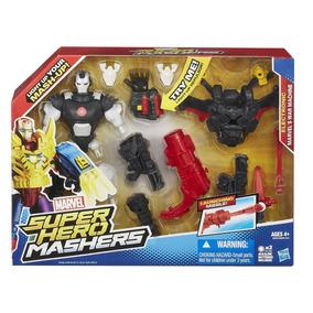 O De Hasbro Machine Años Super Mashers 4 War Marvel Hero Mas SzVMqUp
