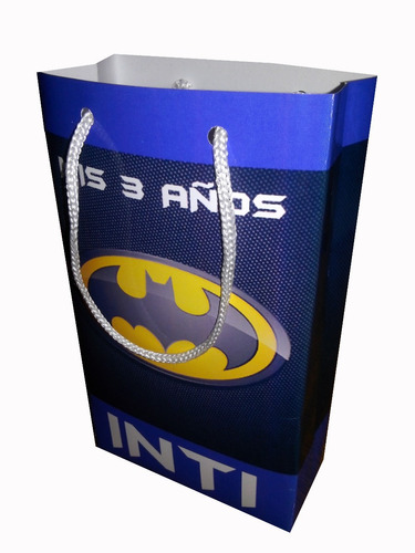 marvel super heroes bolsita imprimible personalizada