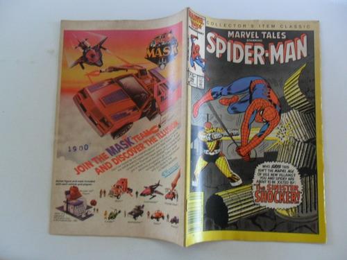 marvel tales nº 186! abril 1986! inglês! original!