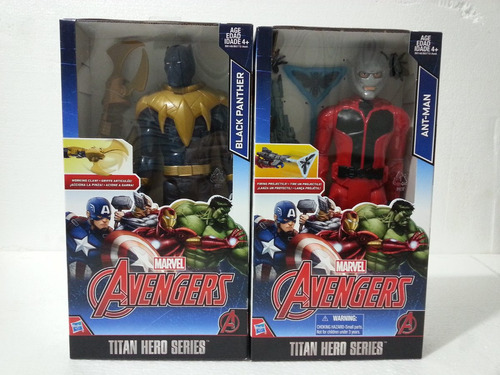 marvel titan hero avengers black panther ant man legends se