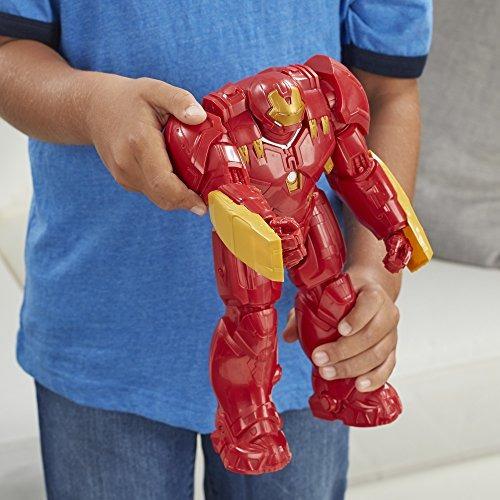 marvel titan héroe de la serie hulkbuster envío gratis