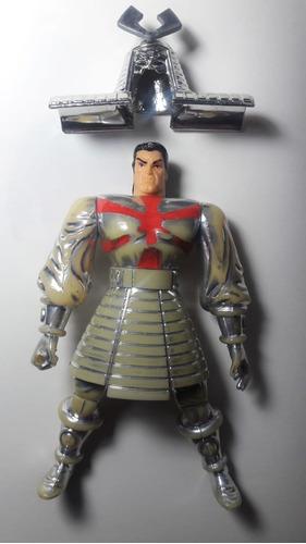 marvel toy biz silver samurai x-men the evil mutants