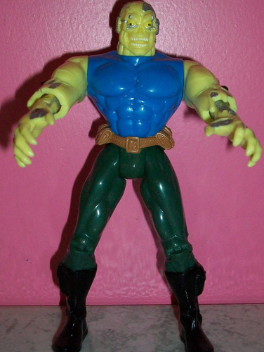 marvel toy biz x-men coleccion animada original slayback