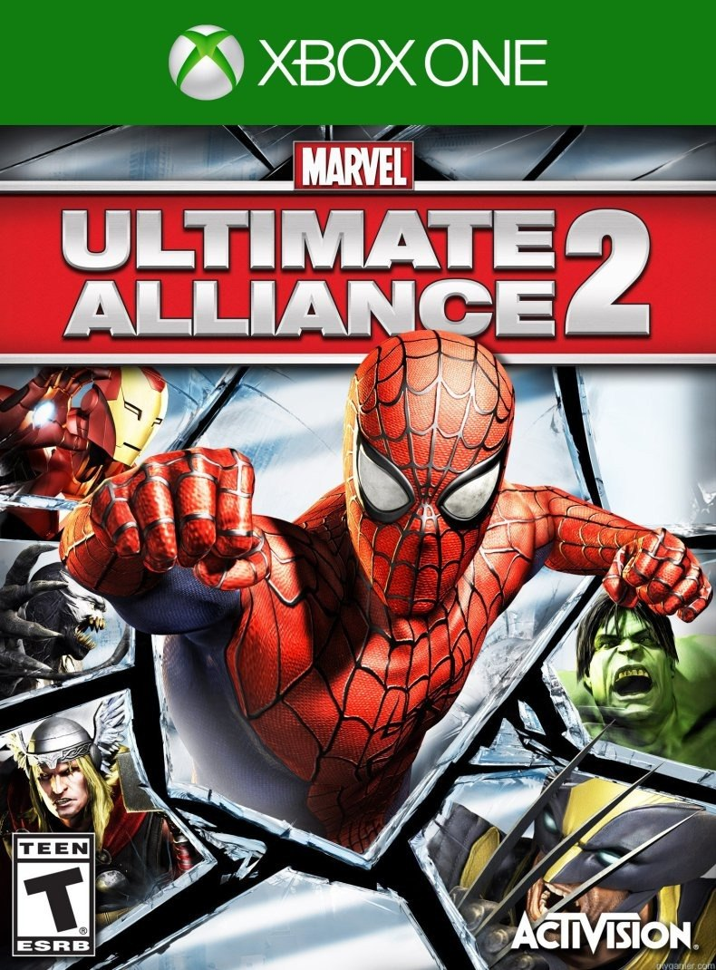 Marvel Ultimate Alliance 2 Xbox One Si Online