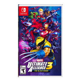 Marvel Ultimate Alliance 3: The Black Order, Nintendo Switch